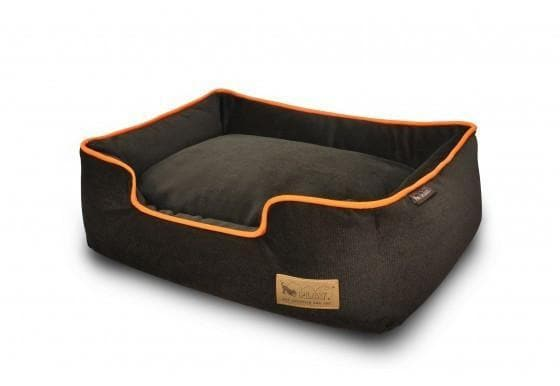 Cama Para Perros Urban Plush Lounge Bed en Nuez de Pet P.L.A.Y.