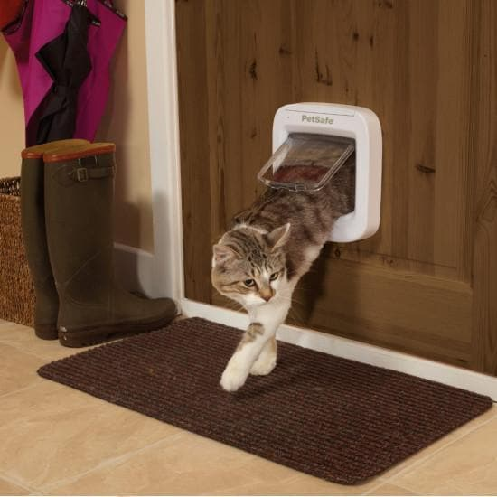 Puerta de Microchip Para Gatos - Microchip Cat Door de Petsafe® (Microchips)