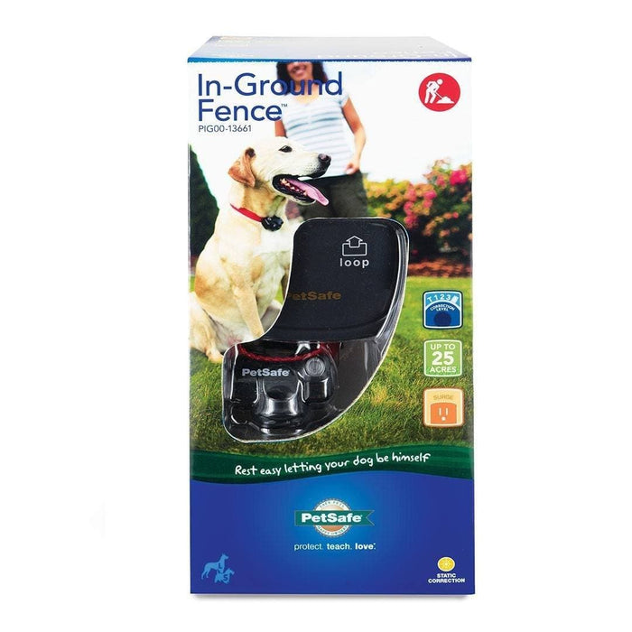 In-Ground Fence® de Petsafe® - Cerca Invisible Subterranea