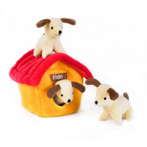 Casa de Perritos XL Zippy Burrow - Dog House XL, ZIPPY PAWS, JUGUETES, La Tienda de Frida & Chelsee