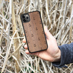 Wood iPhone Case 7 Anchor