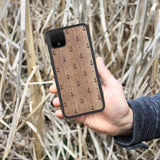 Wooden Pixel 3A XL Case Anchor