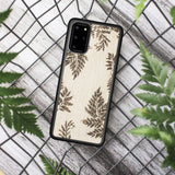 Wooden Galaxy S20 Case Fern