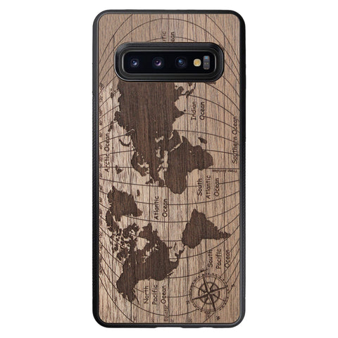 World Map - Samsung Galaxy S10