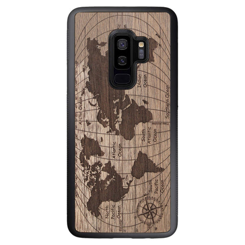 World Map - Samsung Galaxy S9 Plus