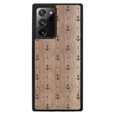 Wooden Case for Samsung Galaxy Note 20 Ultra Anchor