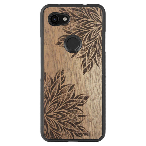 Wooden Case for Google Pixel 3A XL Mandalas
