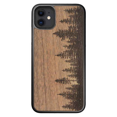 Wooden Case for iPhone 11 Forest