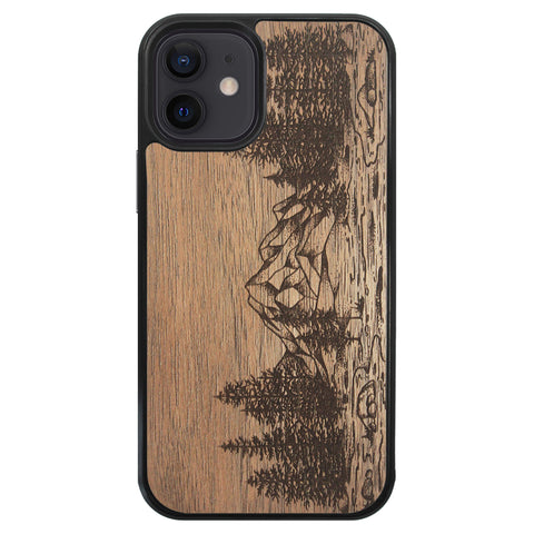 Wooden Case for iPhone 12 Mini Nature