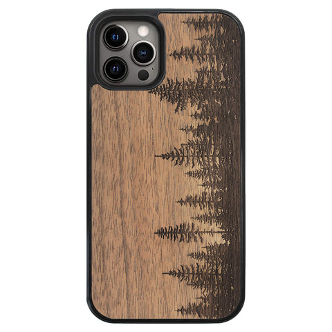 Wooden Case for iPhone 12 Pro Forest