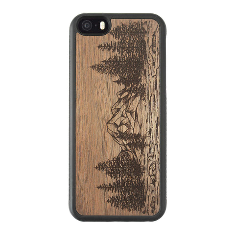 Wooden Case for iPhone 5/5S Nature