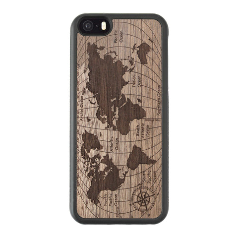 World Map - iPhone 5/5S/SE