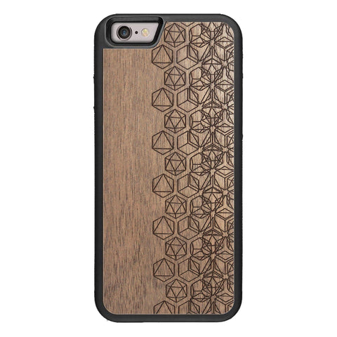 Wooden Case for iPhone 6/6S Geometry