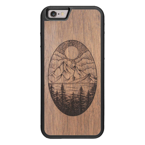 Wooden Case for iPhone 6/6S Landscape