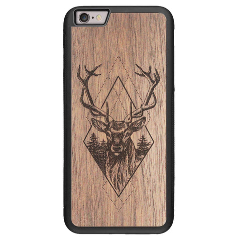 Wooden Case for iPhone 6/6S Plus Deer