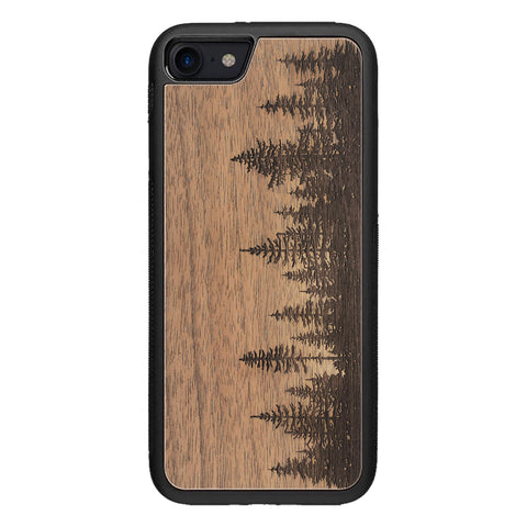 Wooden Case for iPhone 8 Forest