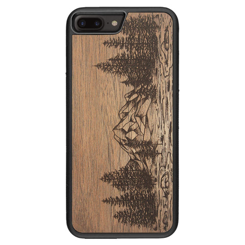 Wooden Case for iPhone 8 Plus Nature