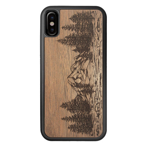 Wooden Case for iPhone XS/X Nature