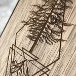 Picea - Wooden iPhone Case