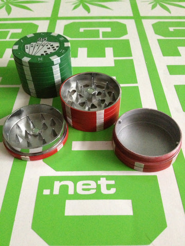 All-In Poker Chip Grinder - 3 Piece
