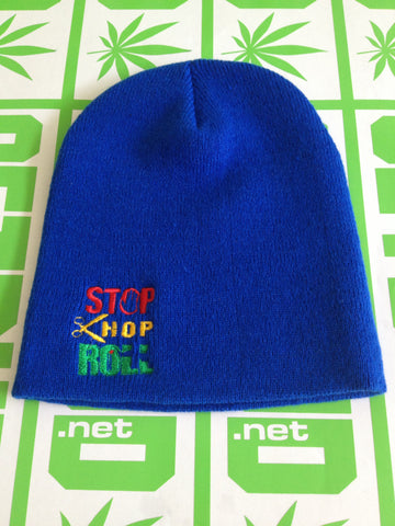Beanie - Stop Chop and Roll Logo