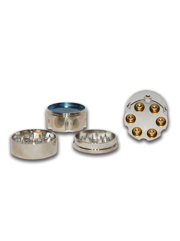Six Shooter Grinder (3-Piece)