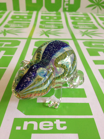 Frog Pipe