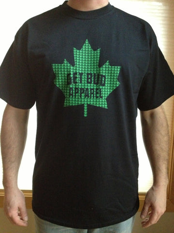 Maple Leaf Shirt - Green Logo