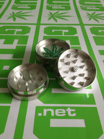 Pocket Metal Grinder - 2 Piece
