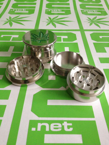 Heavy Metal Grinder - 3 Piece