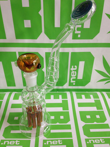 Octa Bubbler Glass Percolator