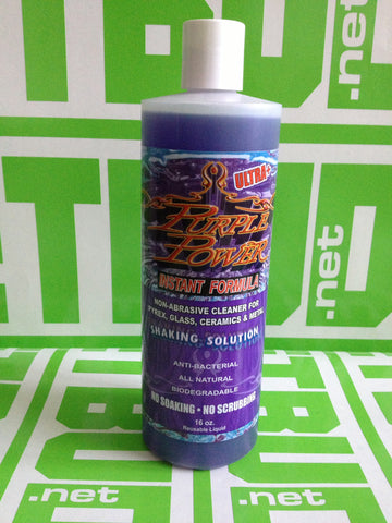 Purple Power Glass Cleaner - 16oz