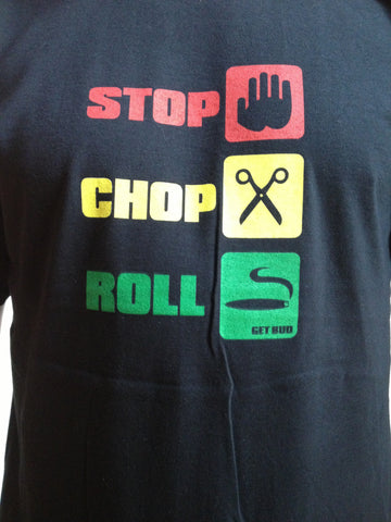 Stop Chop and Roll Logo Shirt