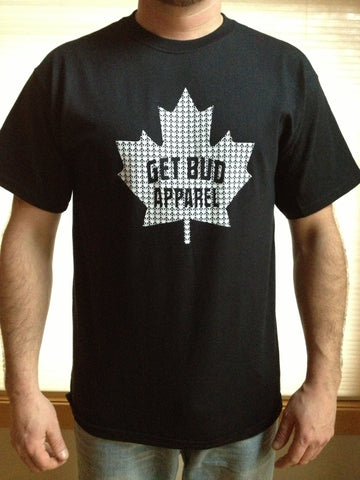 Maple Leaf Shirt - White Logo