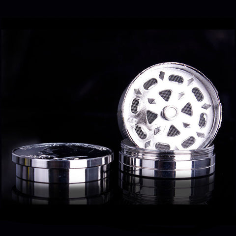 3-piece Dollar Coin Grinder