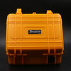 D-Nail electronic eNail Station with titanium nail 10mm/16mm/20mm in orange or black case