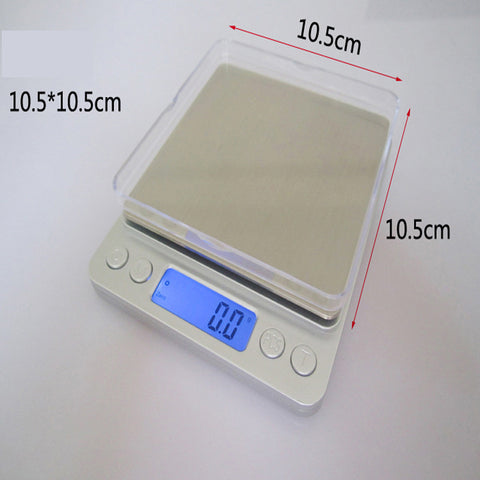 LST Pocket Scale 500g/0.01g or 2000g or 3000g