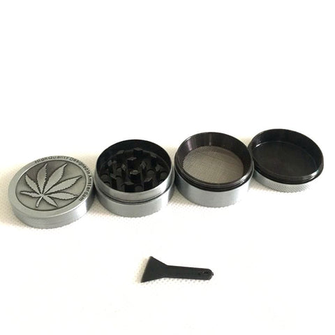 4-Piece Mini Herb Grinder