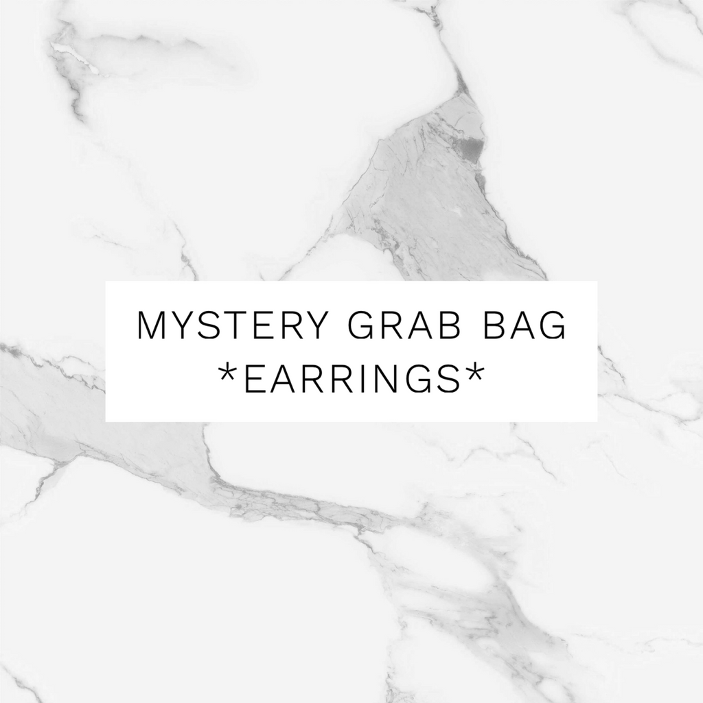 Earring Mystery Grab Bag