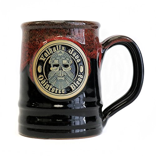 2018 Edition Valhalla Java Ceramic Coffee Mug