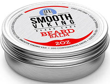 Load image into Gallery viewer, Smooth Viking Beard Balm with Leave-in Conditioner