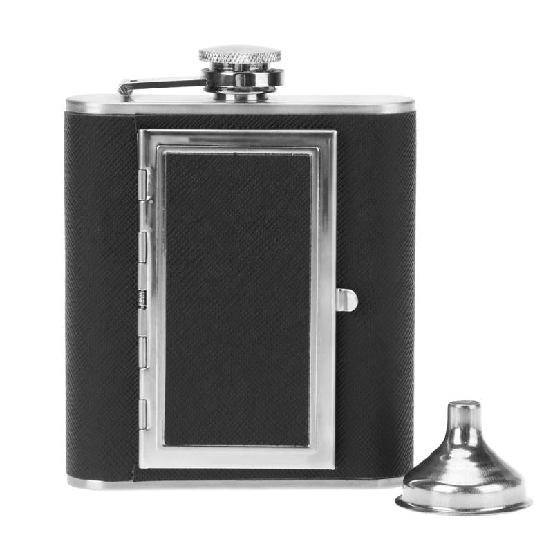 Stainless Steel 5oz Flask