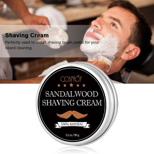 Cosprof  Sandalwood Shaving Soap