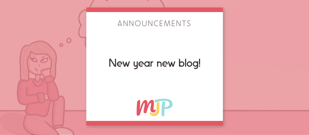 New year, new blog