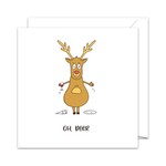 Oh Deer - Christmas Card