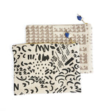 Graphic Tech Clutch by Jen Garrido & Helen Levi