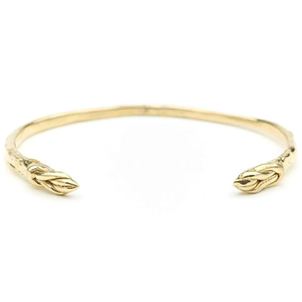 Slim Lover's Knot Cuff - Odette, NY