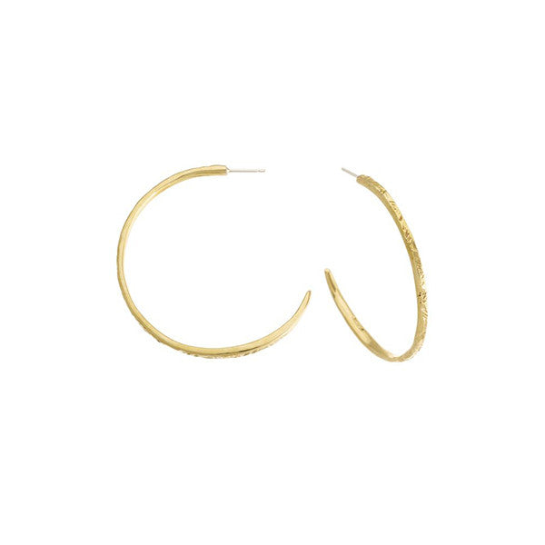 Hera Hoop Earrings - Odette, NY