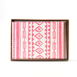 Aztec Letterpress Card Sets