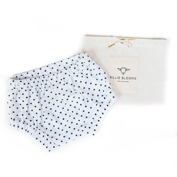 Polka Dot Baby Bloomers - Billie Blooms